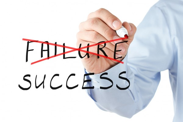 cross-out-failure-only-success